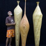 Ron Kent Art Collection, Ron Kent also an internationally recognized wood artist.